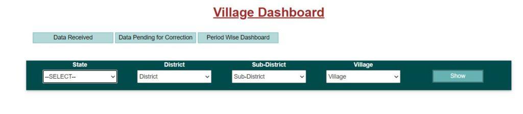 Kisan Samman Nidhi Village Wise List