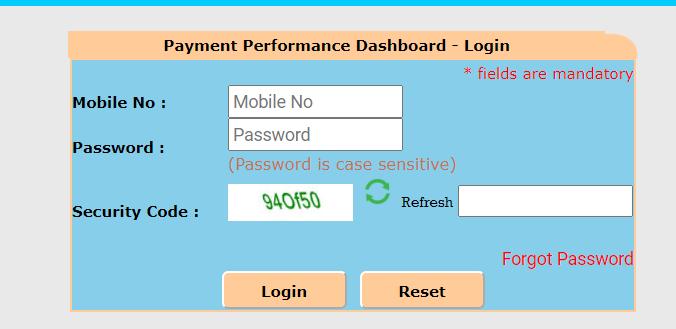 Payment Proformance